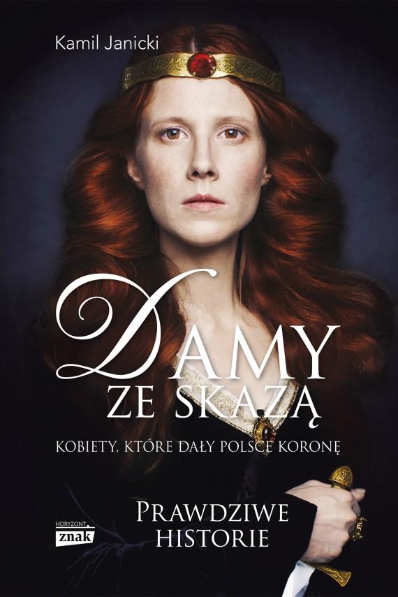 okładka Damy ze skaząebook | EPUB, MOBI | Kamil Janicki