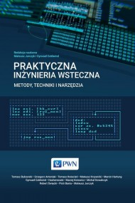 okładka Praktyczna inżynieria wsteczna. Ebook | papier | Gynvael  Coldwind, Mateusz  Jurczyk