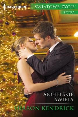 okładka Angielskie święta, Ebook | Sharon Kendrick