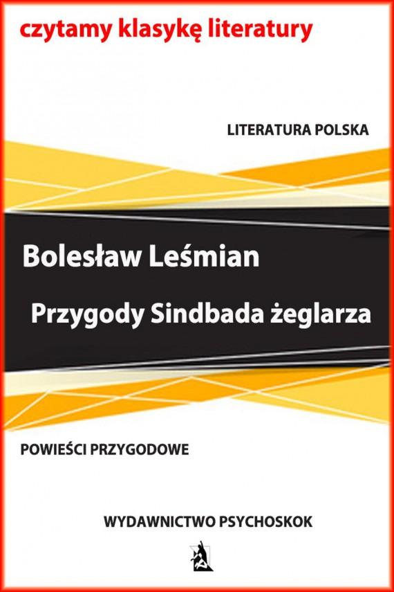okładka Przygody Sindbada żeglarza. Ebook   EPUB, MOBI   Bolesław  Leśmian