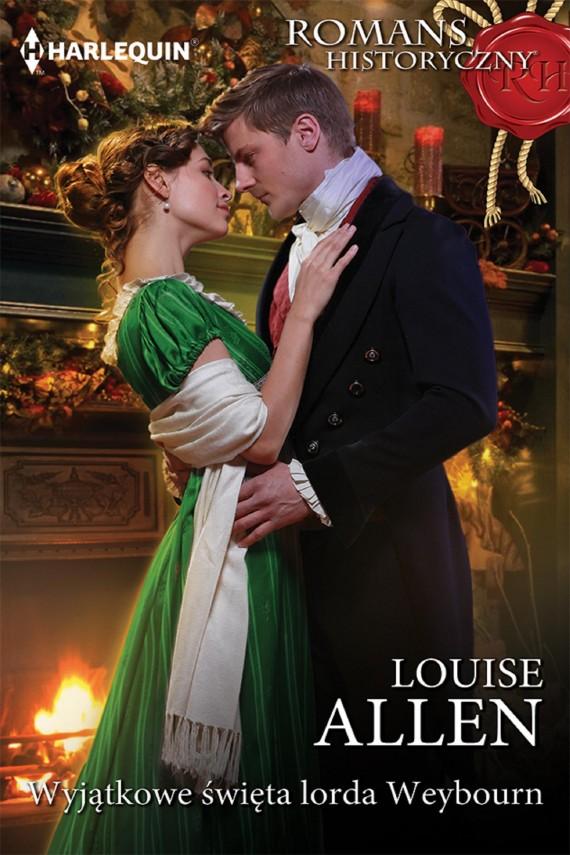 okładka Wyjątkowe święta lorda Weybournebook | EPUB, MOBI | Louise Allen