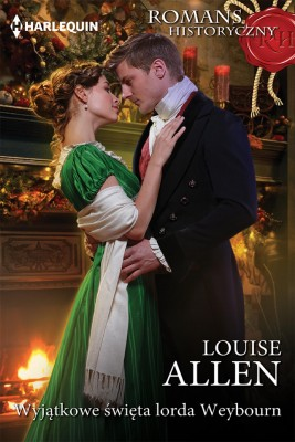 okładka Wyjątkowe święta lorda Weybourn, Ebook | Louise Allen