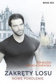 okładka Zakręty losu. Nowe pokolenie, Ebook | Agnieszka Lingas-Łoniewska