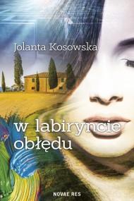 okładka W labiryncie obłędu. Ebook | EPUB,MOBI | Jolanta Kosowska