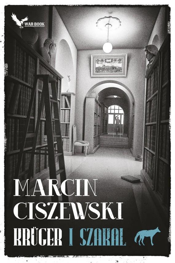 okładka Krüger. Szakalebook | EPUB, MOBI | Marcin Ciszewski