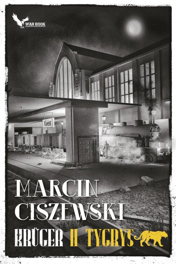 okładka Krüger. Tygrys.. Ebook | EPUB, MOBI | Marcin Ciszewski