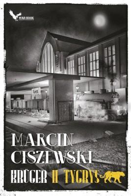 okładka Krüger. Tygrys., Ebook | Marcin Ciszewski
