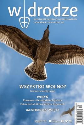 okładka miesięcznik W drodze nr 12/2016, Ebook | autor zbiorowy