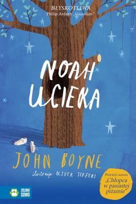 okładka Noah ucieka, Ebook | John Boyne