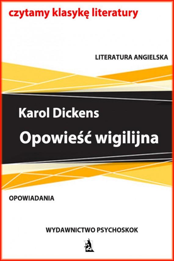 okładka Opowieść wigilijnaebook | EPUB, MOBI | Karol  Dickens