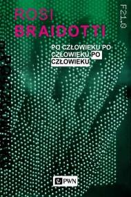 okładka Po człowieku, Ebook   Rosi  Braidotii