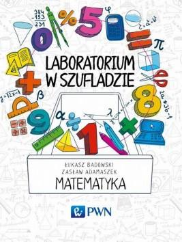 okładka Laboratorium w szufladzie. Matematyka, Ebook | Zasław  Adamaszek, Łukasz  Badowski