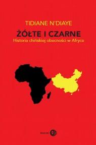 okładka Żółte i czarne, Ebook | Tidiane N'Diaye