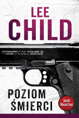 okładka Jack Reacher. Poziom Śmierci, Ebook | Lee Child, Paulina Braiter