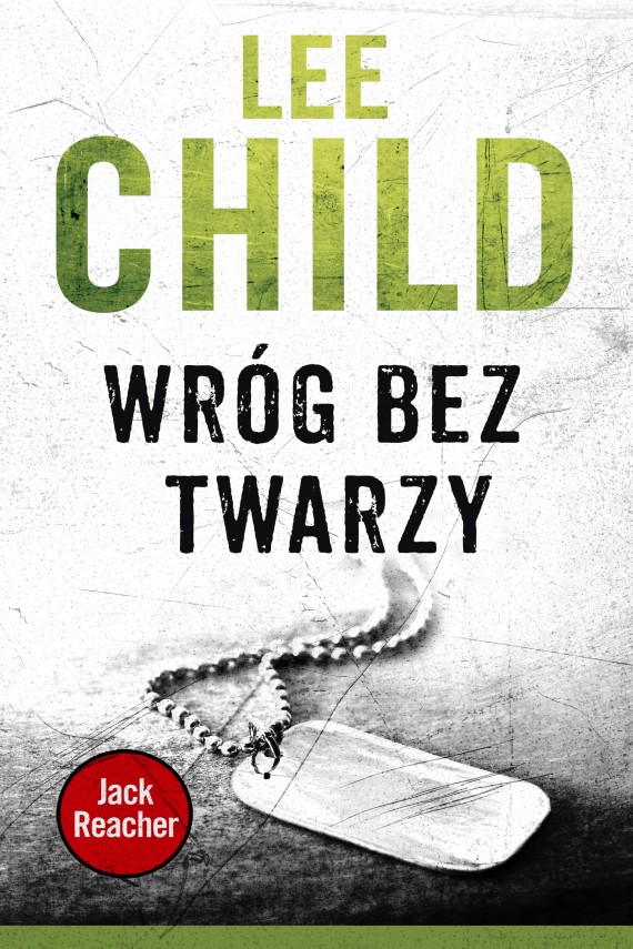 okładka Jack Reacher. Wróg bez twarzy. Ebook | EPUB, MOBI | Lee Child