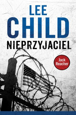 okładka Jack Reacher. Nieprzyjaciel, Ebook | Lee Child
