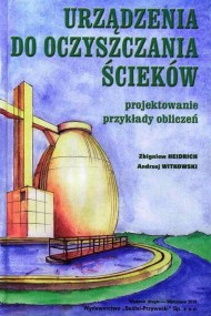 okładka Urządzenia do oczyszczania ścieków, Ebook | Zbigniew  Heidrich, Andrzej  Witkowski
