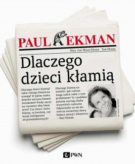 okładka Dlaczego dzieci kłamią, Ebook | Paul  Ekman