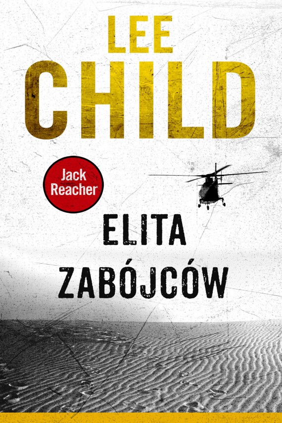 okładka Jack Reacher. Elita zabójcówebook | EPUB, MOBI | Lee Child