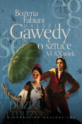 okładka Dalsze gawędy o sztuce VI - XX wiek, Ebook | Bożena Fabiani