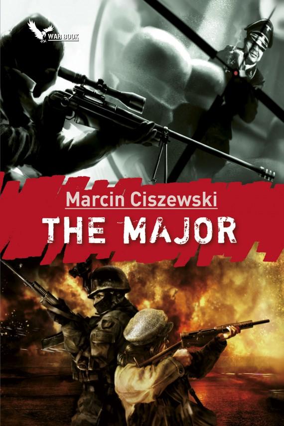 okładka The Majorebook | EPUB, MOBI | Marcin Ciszewski