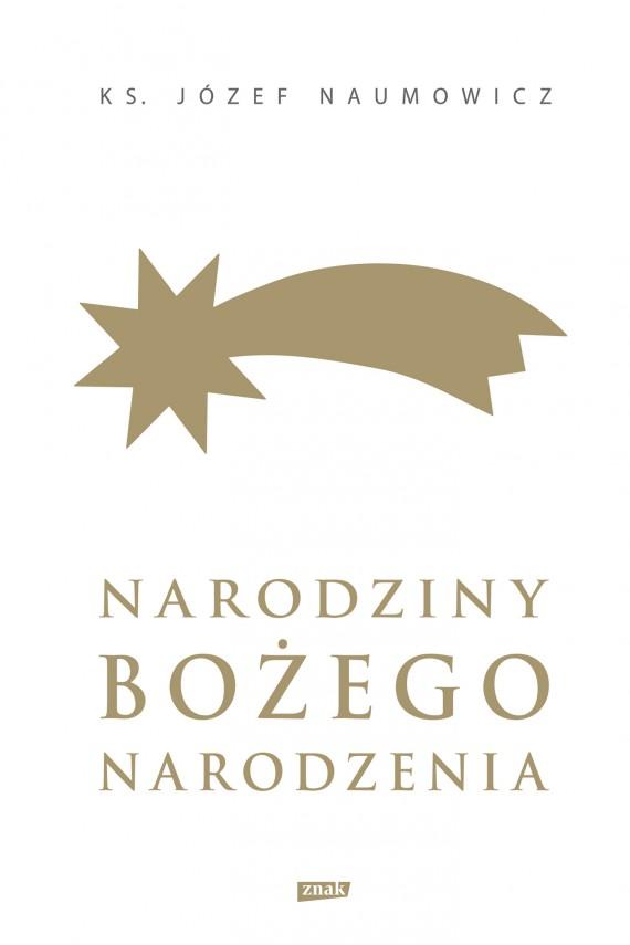 okładka Narodziny Bożego Narodzeniaebook | EPUB, MOBI | ks. Józef Naumowicz