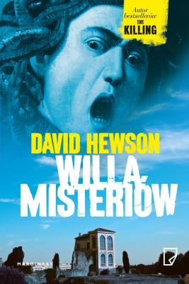 okładka Willa Misteriów, Ebook | David Hewson, Dariusz Żukowski