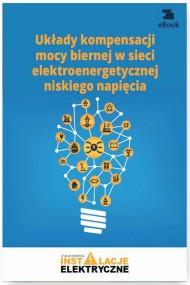 okładka Układy kompensacji mocy biernej w sieci elektroenergetycznej niskiego napięcia. Ebook | papier | Wiktor  Suliga