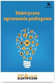 okładka Elektryczne ogrzewanie podłogowe, Ebook | Janusz  Strzyżewski