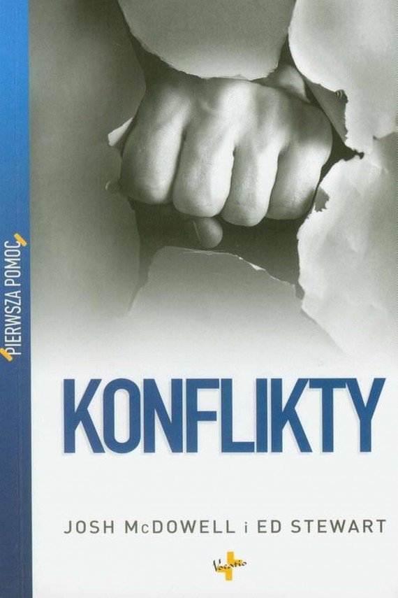 okładka Pierwsza pomoc Konfliktyebook | EPUB, MOBI | Josh  McDowell, Ed  Stewart