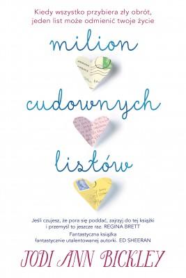 okładka Milion cudownych listów, Ebook   Jodi Ann Bickley