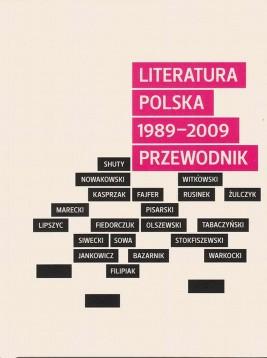 okładka Literatura polska 1989-2009, Ebook | Piotr  Marecki