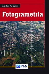 okładka Fotogrametria. Ebook | papier | Zdzisław  Kurczyński