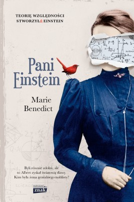 okładka Pani Einstein, Ebook | Marie Benedict