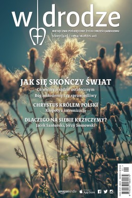 okładka miesięcznik W drodze nr 1/2017, Ebook | autor zbiorowy