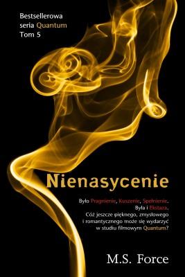 okładka Nienasycenie, Ebook | M.S. Force