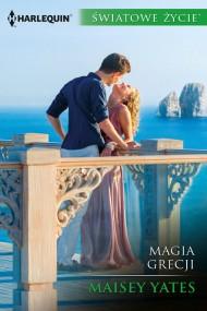 okładka Magia Grecji. Ebook | EPUB,MOBI | Maisey Yates