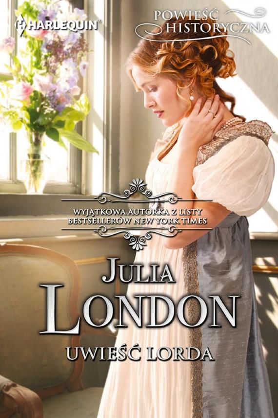 okładka Uwieść lordaebook   EPUB, MOBI   Julia London