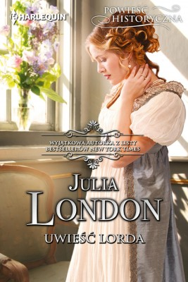okładka Uwieść lorda, Ebook   Julia London