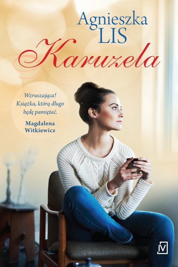 okładka Karuzelaebook | EPUB, MOBI | Agnieszka Lis