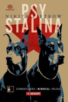 okładka Psy Stalina, Ebook | Nikita  Pietrow