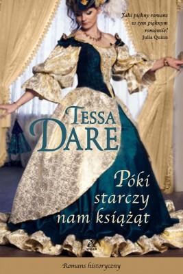 okładka Póki starczy nam książąt, Ebook   Tessa Dare