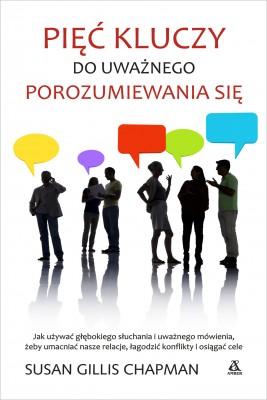 okładka Pięć kluczy do uważnego porozumiewania się, Ebook | Susan Gillis Chapman