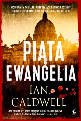 okładka Piąta ewangelia, Ebook | Ian Caldwell