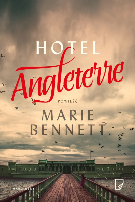 okładka Hotel Angleterre. Ebook | EPUB, MOBI | Dominika  Górecka, Roman Honet, Marie  Bennett