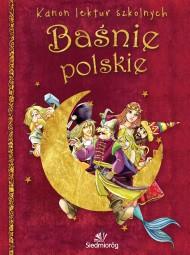 okładka Baśnie polskie, Ebook | Tamara Michałowska
