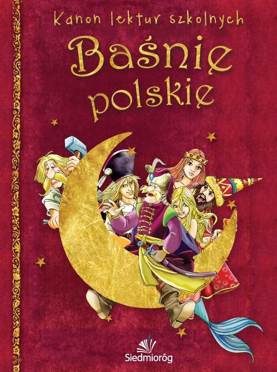 okładka Baśnie polskieebook | EPUB, MOBI | Tamara Michałowska