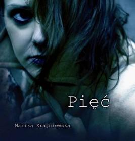 okładka Pięć, Ebook   Marika Krajniewska