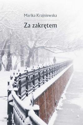 okładka Za zakrętem, Ebook   Marika Krajniewska