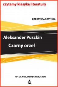 okładka Czarny orzeł, Ebook   Aleksander Puszkin